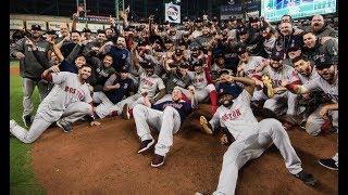 Red Sox vs Astros | ALCS Highlights Game 5 ᴴᴰ