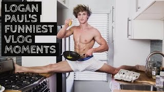 LOGAN PAUL'S FUNNIEST VLOG MOMENTS!!!