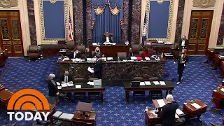Senate Debate On $1.9 Trillion COVID Relief Bill Goes Through The Night | TODAY