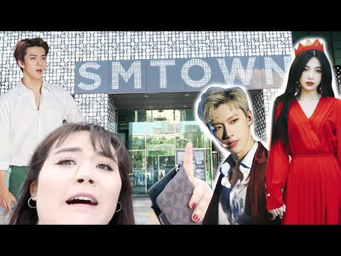 I WENT TO SM TOWN!! | Vlog