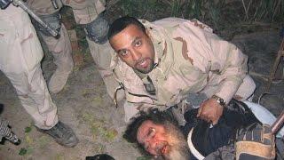 لآول مرة كيف تم إعتقال صدام حسين