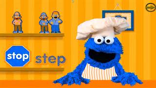 Many shapes make cookies policy for kids -- education&entertainment video.