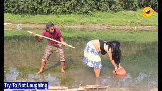 Must Watch New Funny😂 😂Comedy Videos 2019 / Episode 3 / FM TV