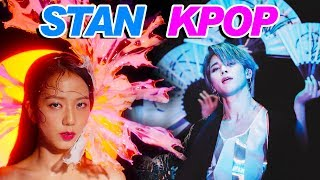 Reasons to into KPOP STANS / PART 1
