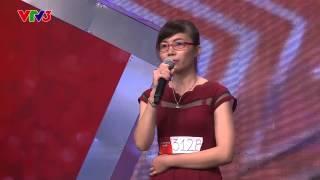 [Vietnam's got talent] Bài thuyết trình dở tệ của Trần Thị Hoài My