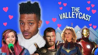 Makin' love to AVENGERS & Disney Battle Royale (w/ Will Haynes) | The Valleycast, Ep. 64 (HIGHLIGHT)