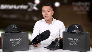 Mở hộp và on feet Biti's Hunter X Midnight Black: Sneaker phong cách Sơn Tùng MTP đáng mua nhất 2017