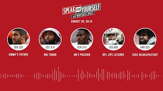 SPEAK FOR YOURSELF Audio Podcast (8.20.19) with Marcellus Wiley, Jason Whitlock | SPEAK FOR YOURSELF