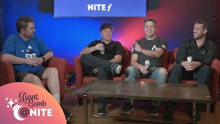 Nite One at E3 2019: Vince Zampella, Drew McCoy, and Rayme Vinson!