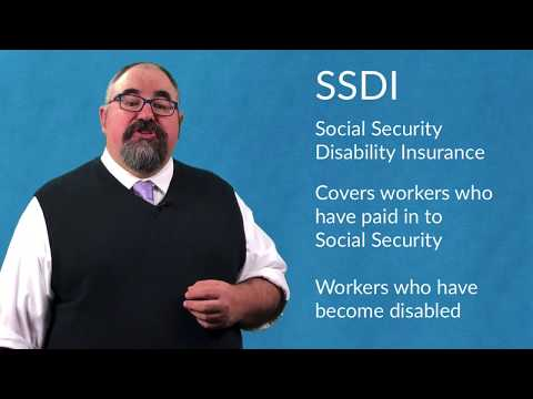 What Is The Difference Between SSDI & SSI? | Citizens Disability