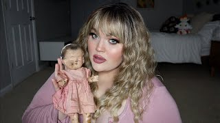 Meet My 1940s Haunted Doll + Her Terrifying Story... Paranormal Storytime