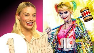 """""""I'm Harley f****** Quinn!"""" Margot Robbie on Birds of Prey and R-rated violence."""