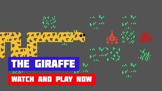 The Giraffe Who Wants to Collect Every Cute Tiny Hat · Game · Gameplay