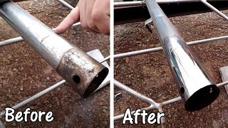 How To: Polish your Stainless Steel!