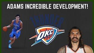 Steven Adams is KEY to Oklahoma City Thunder's Revival!