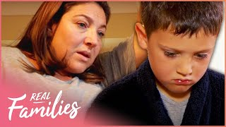 Boy Gets Caught Binge Snacking Overnight   Jo Frost: Extreme Parental Guidance   Real Families