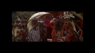 Trial By Stone - Dark Crystal scene