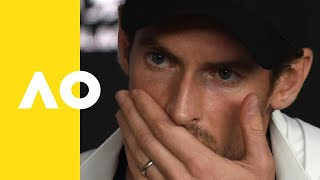 Andy Murray press conference (1R) | Australian Open 2019