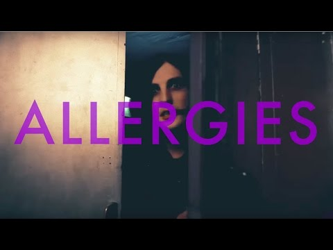 Creeper - Allergies (Official Tour Video)