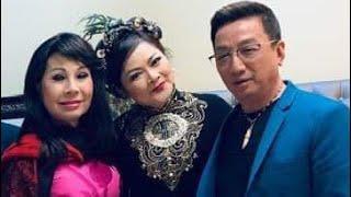 """""""Người đến từ Triều Châu""""- CẶP SONG CA HUYỀN THOẠI: NQ&TV trong show Teletron 19/5(tức 20/5/19,VN)"""