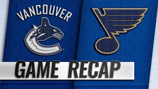 Boeser, Pettersson power Canucks to 6-1 win