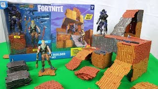 FORTNITE Turbo Builder Set Review | Jazwares Toys