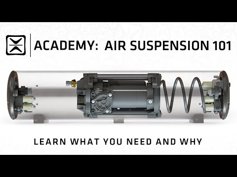 Air Suspension 101 | AccuAir Academy