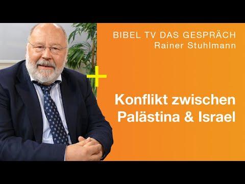 Zwischen den Stühlen: Rainer Stuhlmann - Bibel TV das Gespräch