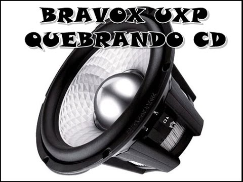 Baixar Bravox UXP + Taramps T500 Quebrando CD