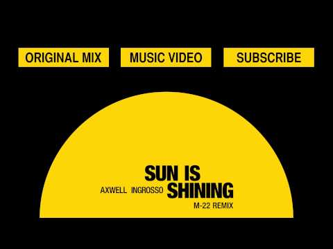 Sun Is Shining (M-22 Remix)