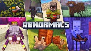 All Abnormals Mods (Full Showcase)