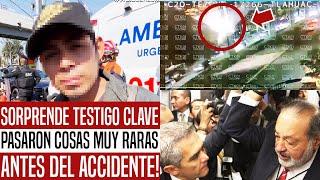 APARECE TESTIGO CLAVE! SE FUE LA LUZ Y ALGO TRONÓ ANTES DEL ACCIDENTE. ESTO PODRÍA CAMBIARLO TODO