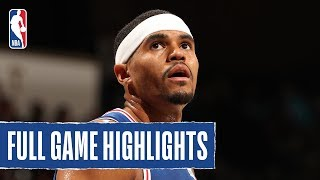 76ERS at HORNETS | FULL GAME HIGHLIGHTS | October 11, 2019