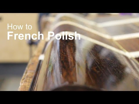 How to French Polish