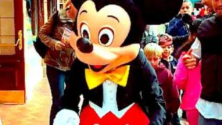 MICKEY MOUSE IS REAL!