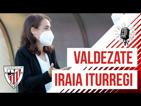 🎙️ Valdezate & Iraia Iturregi I post Sevilla FC 0-0 Athletic Club I Primera Iberdrola (J6)