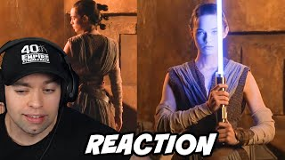 Reacting to Disney's First Retractable Lightsaber