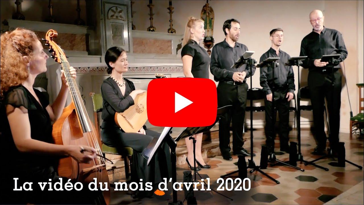 video La vidéo du mois d'avril des Voix Animées