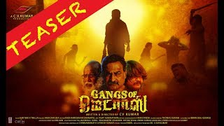 First look teaser: Gangs of Madras..