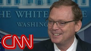 Adviser admits Trump's jobs tweet was false