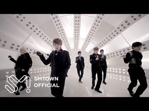 SUPER JUNIOR 슈퍼주니어 'A-CHA' MV Dance Ver. #2