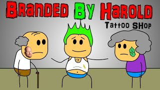Branded By Harold Tattoo Shop
