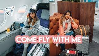 COME FLY WITH ME! | Amelia Liana