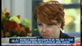 Dr. Phil discusses Michelle Knight with Anderson Cooper (11/4/13)