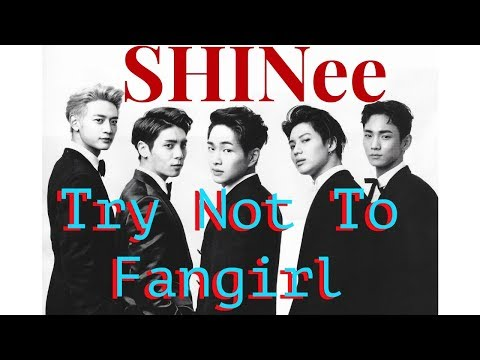 SHINee TRY NOT TO FANGIRL CHALLENGE PART 5