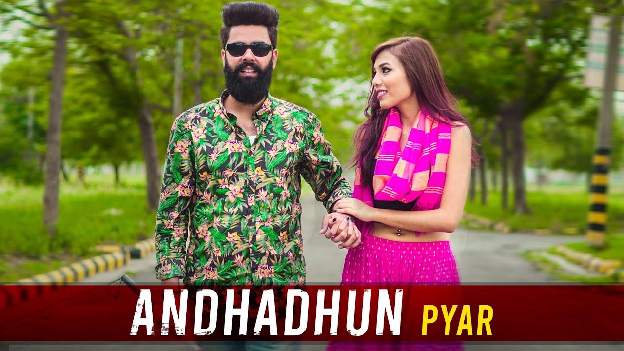 Andhadhun Pyar | A True Love Story | Desi People | Dheeraj Dixit