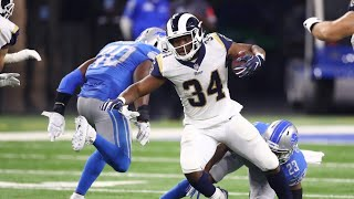 L.A Rams Match Detroit Lions Offer For RB Malcolm Brown | Brown Will Return to Rams!!!