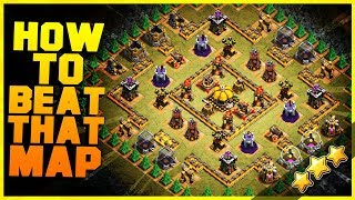 """How to 3 Star """"KEEP YOUR COOL"""" with TH9, TH10, TH11, TH12 
