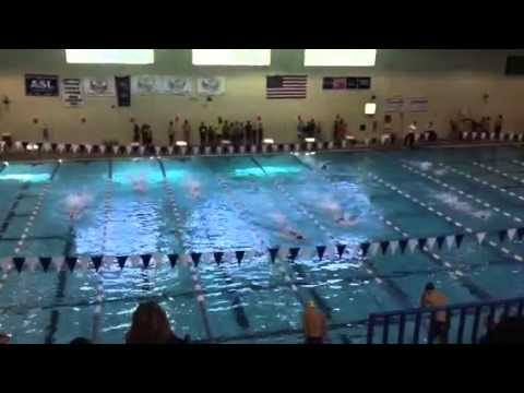 SCISA Swimming Championship Meet 2013