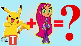 10 Teen Titans Go Characters As Pokemon